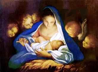 8/09 – 'O SOL NASCEU DA VIRGEM' – NASCIMENTO DE JESUS