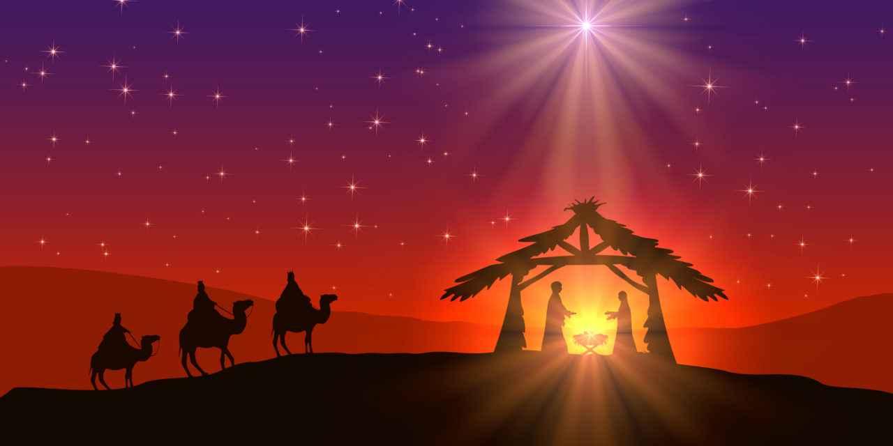 MENSAGEM NATALINA DE JESUS CRISTO
