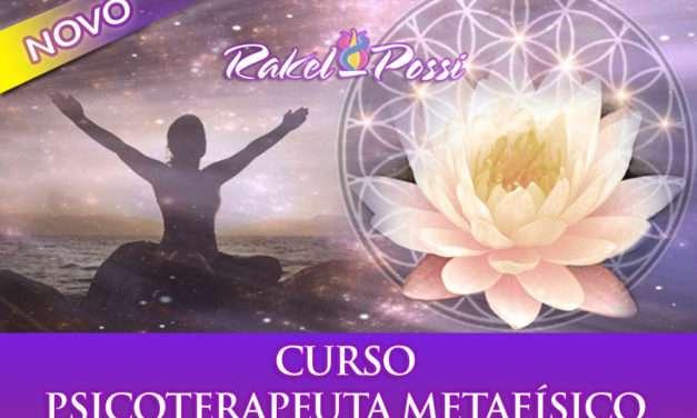CURSO PSICOTERAPEUTA METAFÍSICO