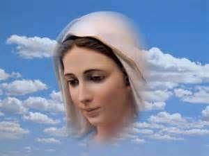 ASCENSÃO DE MÃE MARIA