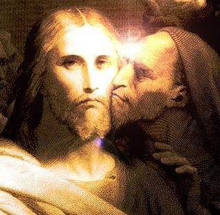 JESÚS Y JUDAS: TRAICIÓN Y PERDÓN