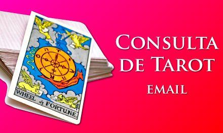 CONSULTA DE TAROT – POR E-MAIL