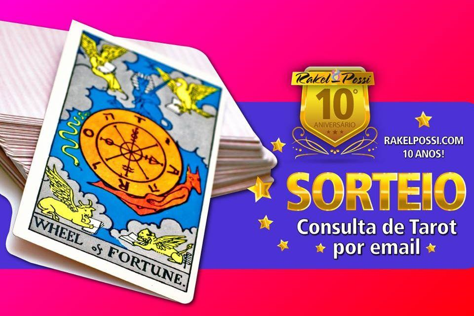 PARTICIPE DO SORTEIO DE UMA CONSULTA DE TAROT por e-mail