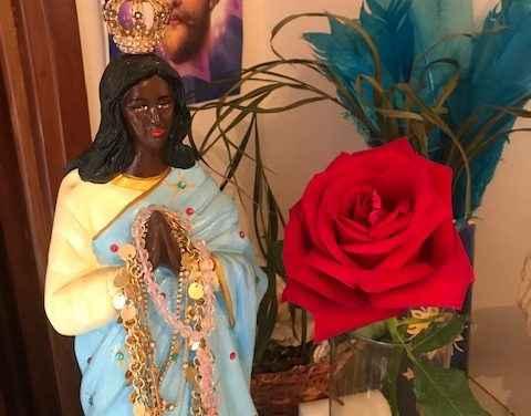 24/5: DIA DE SANTA SARA KALI, A NEGRA