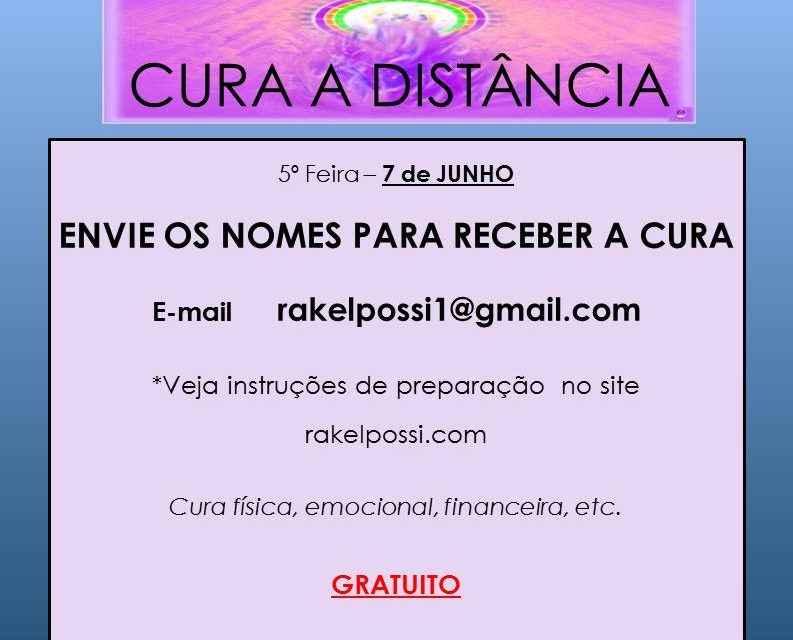 RITUAL DE CURA A DISTÂNCIA – JUNHO