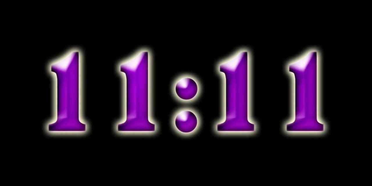 11:11 Místico