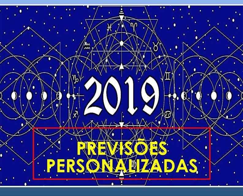 PREVISÕES PARA 2019 – PROMOÇÃO
