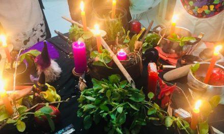 oração de poder das bruxas