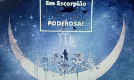 15/11/2020 – LUA NOVA EM ESCORPIÃO