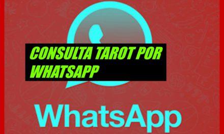 CONSULTA TAROT – WHATSAPP